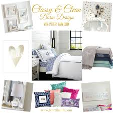 decorating like pottery barn classy clean with pottery barn dorm bowtiful life