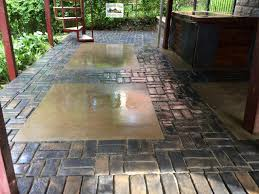 large patio pavers pittsburgh patios inc paver construction
