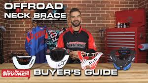best motocross gear best motocross neck braces 2016 youtube