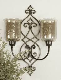 Glass Wall Sconce Candle Holder 45 Best Candle Holders Sconces Picture Frames Images On