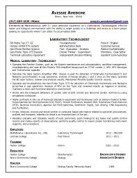 Radiologic Technologist Resume Sample by Radiologic Technologist Resume Ecordura Com