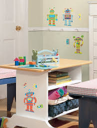 amazon com roommates rmk1120scs build your own robot peel stick amazon com roommates rmk1120scs build your own robot peel stick wall decals home improvement