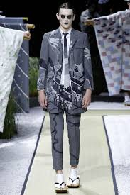 Thom Browne Spring 2014 Ready by 557 Best Thom Browne Images On Pinterest Dress Bags And Game