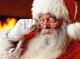 santa clause pictures silent santa coming to portlaoise to meet some special