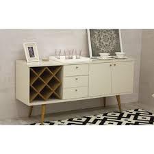 Wooden Buffet Table by Beige Sideboards U0026 Buffets You U0027ll Love Wayfair