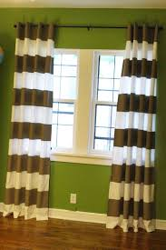 Striped Yellow Curtains Curtains Yellow Striped Curtains Inspiration Yellow Striped