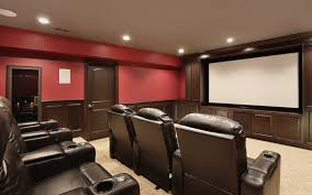 Home Theater Decor Pictures Can I Use Home Theater Decor To Wow My Guests