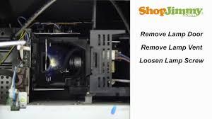 dlp tv light bulb replacement dlp tv repair replacing installing bp96 01472a