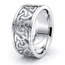 celtic knot wedding bands celtic wedding rings rohan knot celtic ring comfort fit 8mm