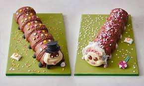 colin cuisine colin the caterpillar cake and connie are getting married