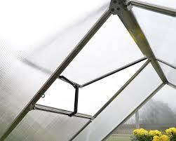 Mythos Silverline Greenhouse