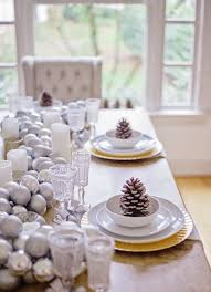 dining room tour winter wonderland glitter inc glitter inc