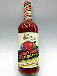 organic bloody mix tres agaves bloody mix organic quality liquor store