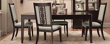 Kathy Ireland Dining Room Furniture Cadence Contemporary Dining Collection Design Tips U0026 Ideas