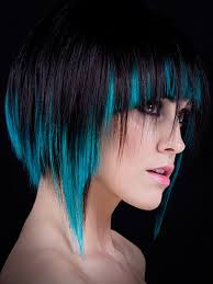 frosted hair color pictures black hair color pictures