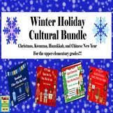 winter holidays around the world teaching resources teachers pay