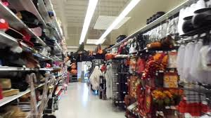 halloween city stores halloween vlog party city has there halloween stuff in youtube