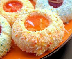 cuisiner des gateaux sablés à la noix de coco et confiture recettes faciles recettes