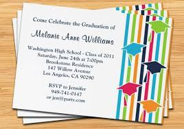 grad cards easy design graduation invitations cards simple many supplies
