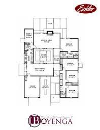 Modern Architecture Floor Plans Eichler Secret Design Studio Knows Mid Century Modern