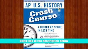 ebook online ap u s history crash course advanced placement ap