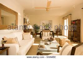 ceiling fan for dining room ceiling fan above cream table and traditional blue upholstered