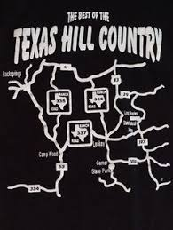 map of the three motorcycle route in the beautiful hill