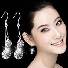 korean earings dangling korean earrings nz buy new dangling korean earrings