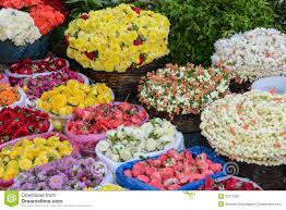 Flowers For Sale Flowers For Sale On The Street Stock Photography Image 34371082
