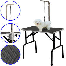table top grooming table virtual mega grooming table adjustable for pets dogs and cats with