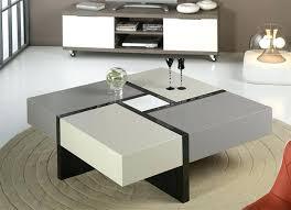 cool modern coffee table wood coffee table modern photo 1 modern
