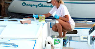 how to paint sailboat decks cruising world