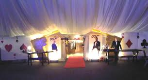we re getting more requests for bond themed events here s a