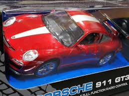 red porsche 911 braha industries red porsche 911 gt3 1 24 scale full function