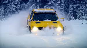 Ford Raptor Snow Truck - top gear is back with more velociraptor ford trucks com