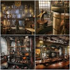 Steam Punk Interior Design Fancy Steampunk Bedroom 91 For Your Exterior Design Ideas With