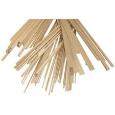 alvin balsa wood strips 3 4 x 1 wood pieces shapes