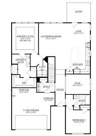 Old Pulte Floor Plans Pulte Abbeyville Floorplan Option For 3rd Bdr Down Same Floor