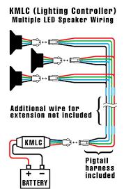 kicker kmlc led lighting remote