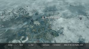 Skyrim World Map by Image Icerunner Map Jpg Elder Scrolls Fandom Powered By Wikia