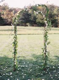 wedding arch nyc outdoor new york wedding weddings simple weddings and arch