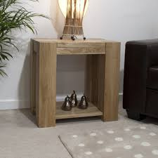 Ikea Side Tables Furniture Simple Side Table Ikea With Oak Wood Material And