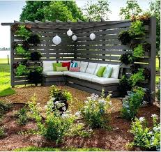 Privacy Backyard Ideas Small Backyard Landscaping Ideas For Privacy Designandcode Club