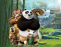play games kung fu panda