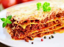 recette cuisine recette lasagnes à la bolognaise