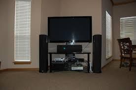 home theater living room setup design and ideas