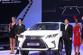 xe lexus o viet nam lexus rx 2016 ra mắt và công bố giá bán ở việt nam otopro com vn