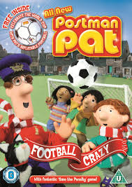 postman pat football crazy dvd zavvi