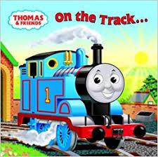 thomas friends track thomas