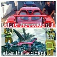 picture of car after paul walker crash all pictures top